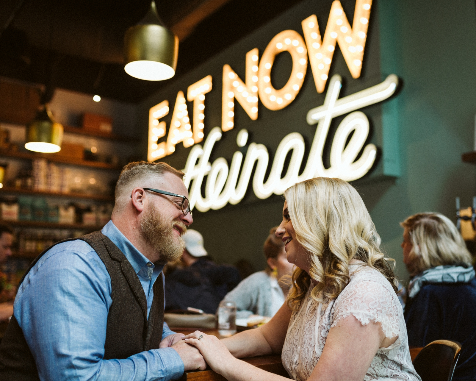 Goddess and the Baker   Chicago elopement   lisa kathan photography