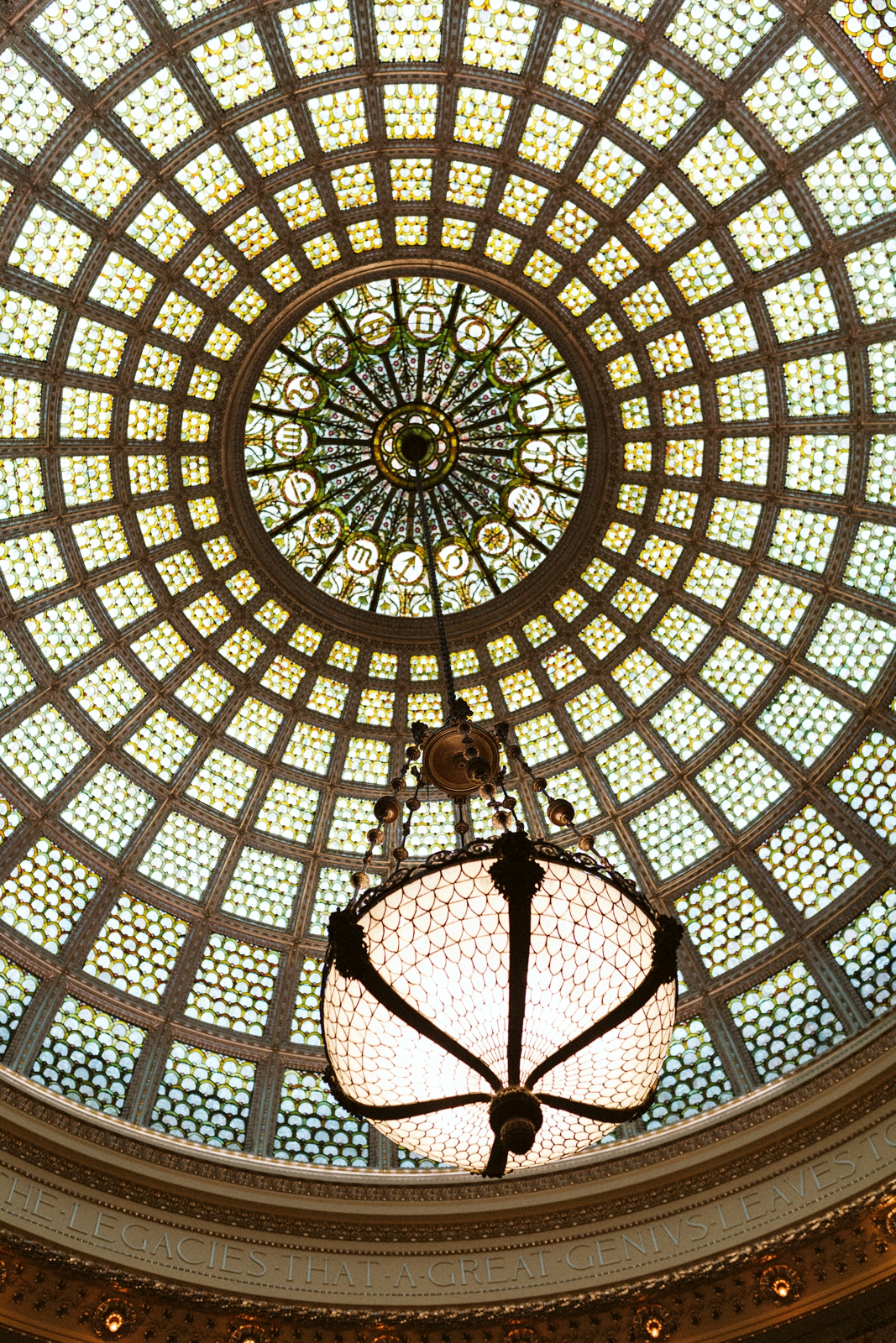 Chicago cultural center   small wedding   lisa kathan photography