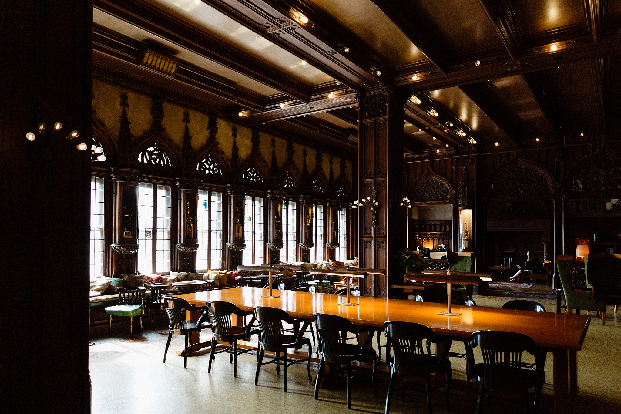 Chicago Athletic Association library