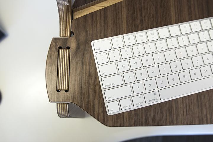 ergonomic standing desk
