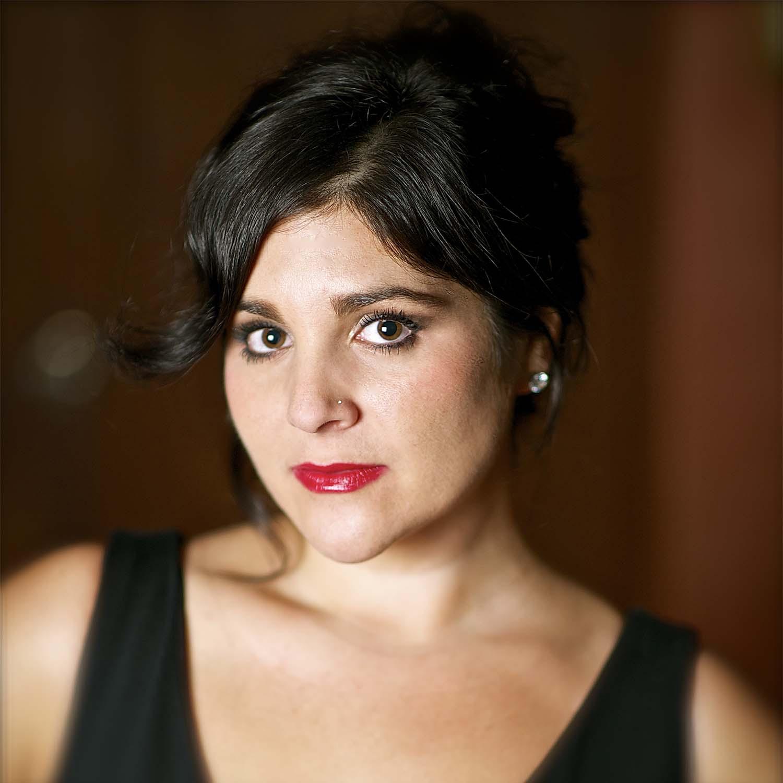 "Alicia Gianni plays ""Adina"" in Opera Birmingham's production of  The Elixir of Love"