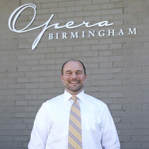 Keith A. Wolfe, General Director of Opera Birmingham