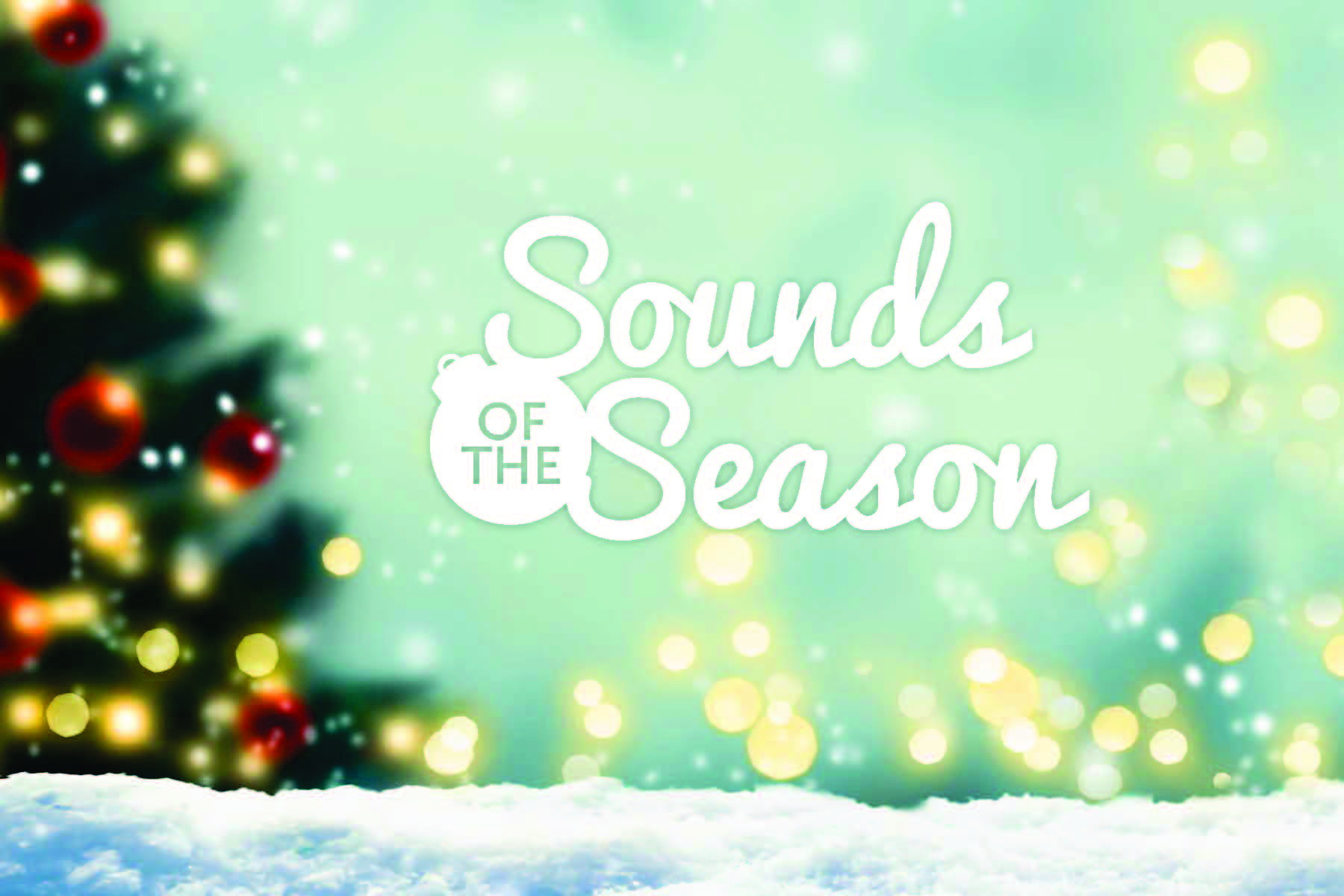Sounds of the Season | December 8, 2017 | 7:30 P.M. | Brock Recital Hall, Samford University