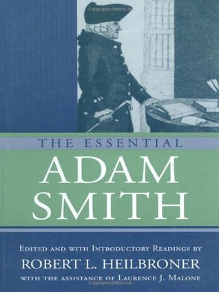 THE MORAL PHILOSOPHY OF ADAM SMITH