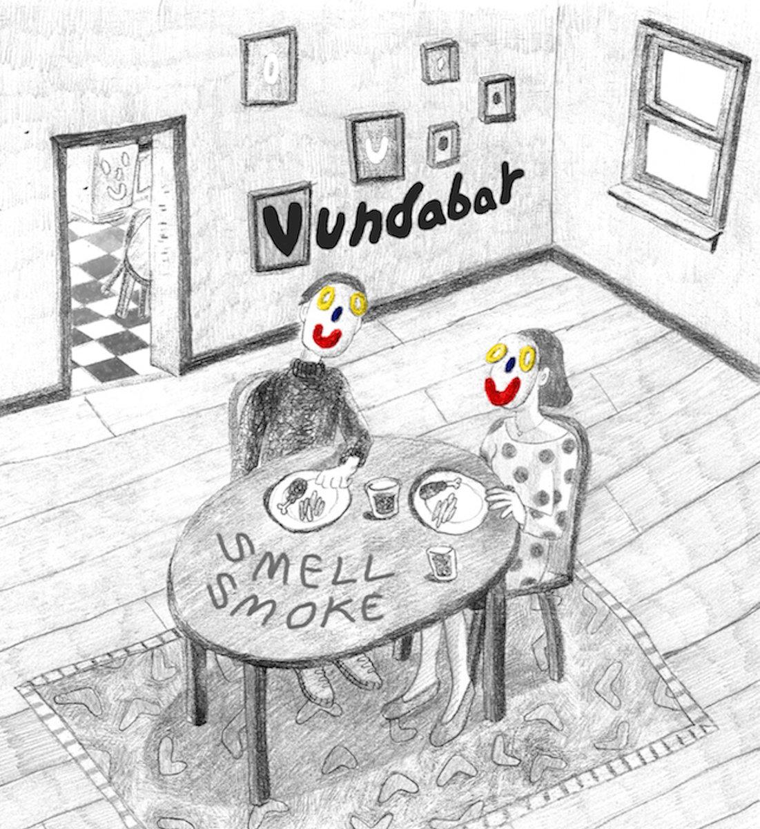 Vundabar - Smell Smoke Album Cover.jpg