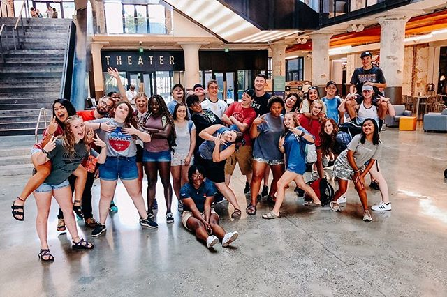 BEST. TRIP. EVER.  Still not over this trip with these people. #missionmemphis2019 was more than anything we could have imagined! We're so grateful for all that God accomplished through us, but we're even more amazed at what God changed IN us through this amazing city and its people!  As we settle back into our normal pace of life, our prayer is that this past week would just be the beginning of a life full of love, compassion, and service to people in our own community! 🙌🏻