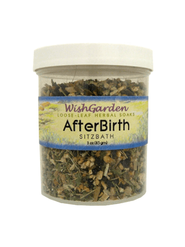 A sitz bath is prepared as a strong tea, then poured into a small basin or a special sitz basin or bowl that fits into the toilet, and mixed with water. I recommend adding sea salt to this blend when you prepare the tea. You can also use this tea in a peri-bottle as a rinse after using the toilet postpartum.  For more information on how to use herbs in a sitz bath, check out this video from herbalist Rosemary Gladstar: http://bit.ly/1OWl3OG