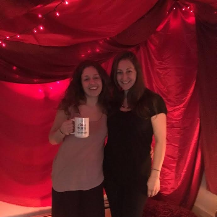 Seacoast Red Tent - Bringing the women of the seacoast together bi-monthly to share their stories around conception, birth, and the postpartum period.