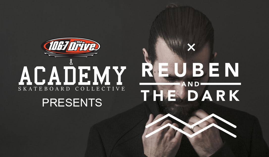In partnership with Bo's Bar and Stage, 106.7 the Drive and Reuben and the Dark, a sold-out concert saw thousands of dollars raised that were essential in supplying equipment and resources for Academy to run its programming. Thank you to Reuben Bollock for his generosity and making the event possible.
