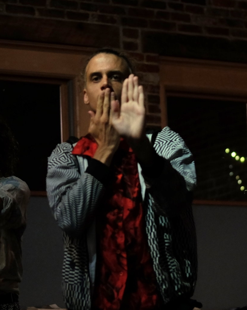 Gregory Holt, Dance Artist