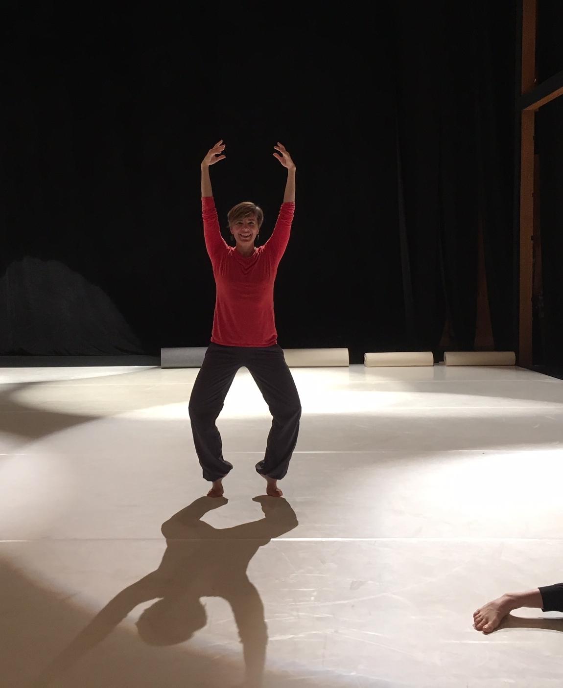 Sarah Gamblin, Dance Artist
