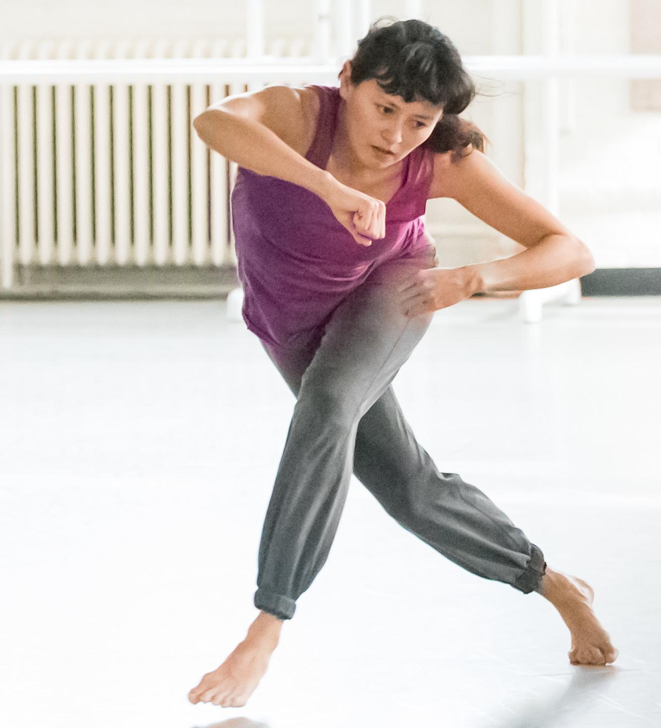 Michelle Boulé, Dance Artist