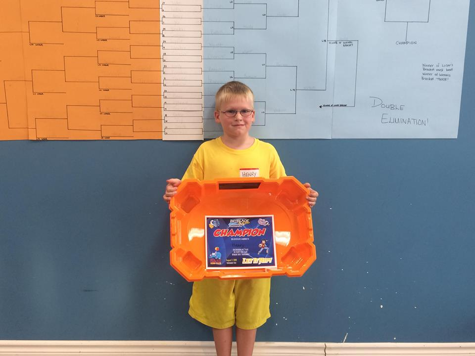 1st Place Winner - August 2018