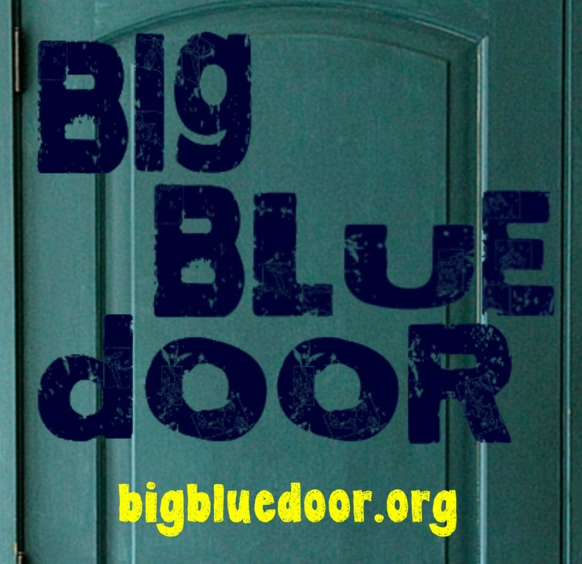 Big Blue Door #20