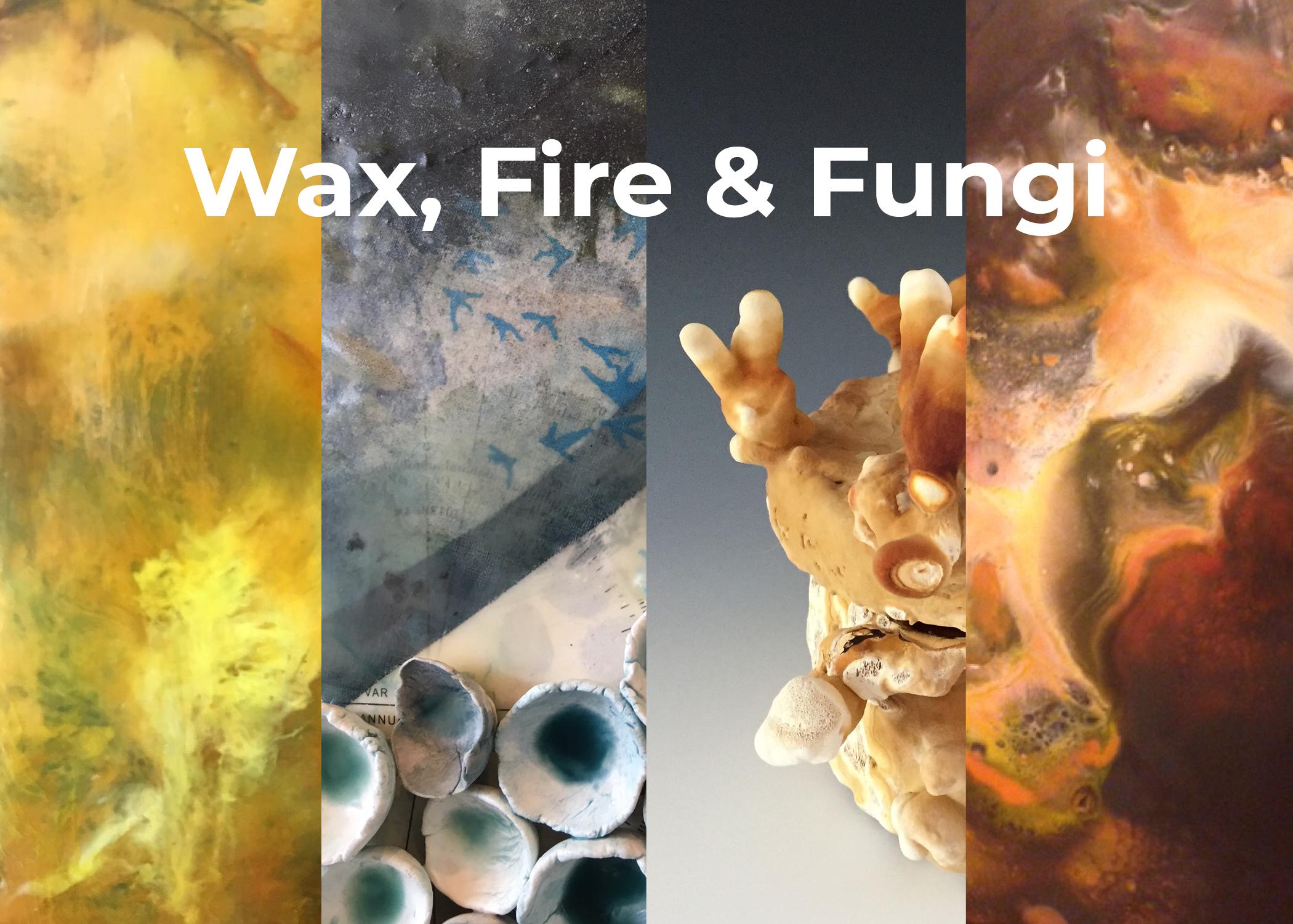 Wax.Fire.Fungi.Postcard.5x7.Yellow.jpg