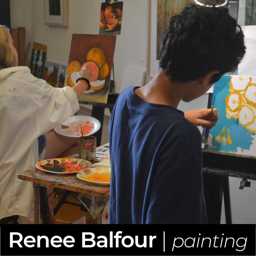 Renee Balfour