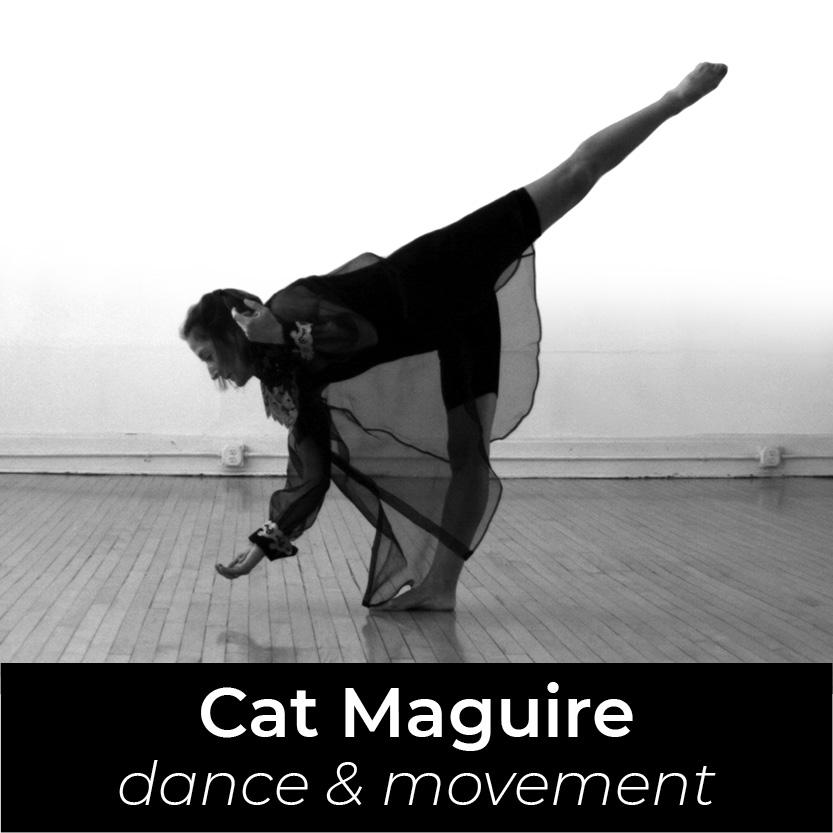 Cat Maguire