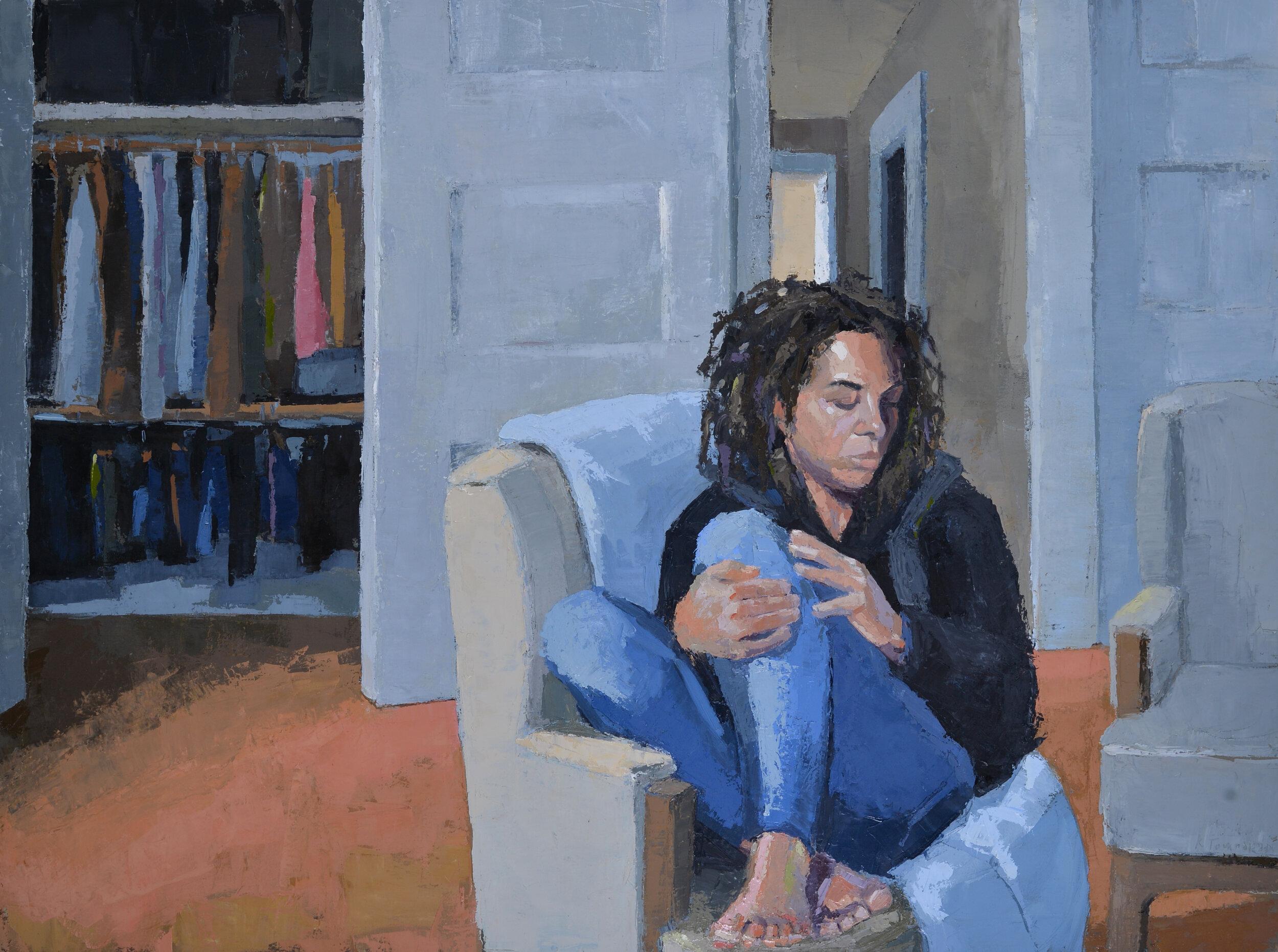 """Her Space"", Krista Townsend"