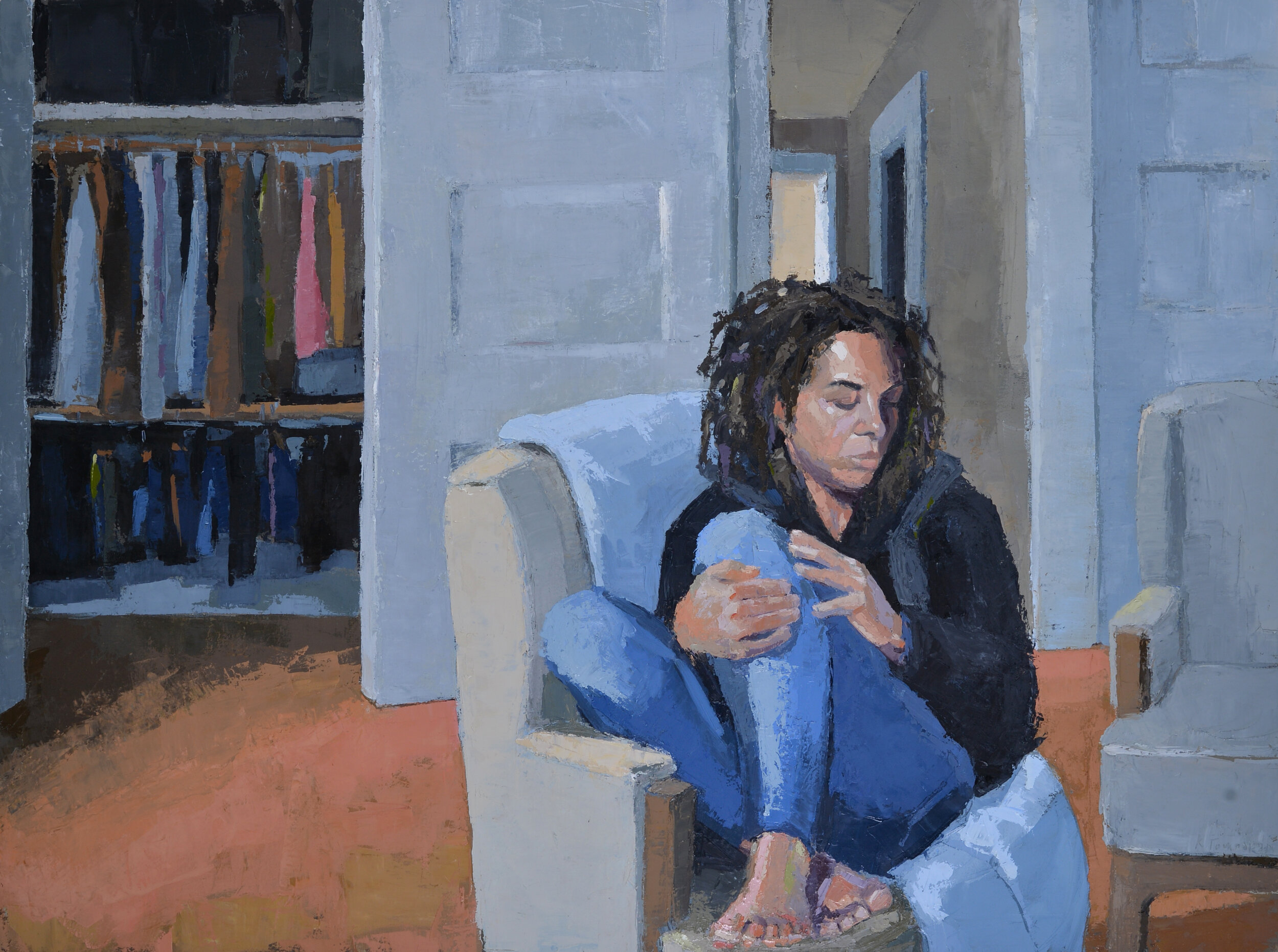 Her Space,  Krista Townsend
