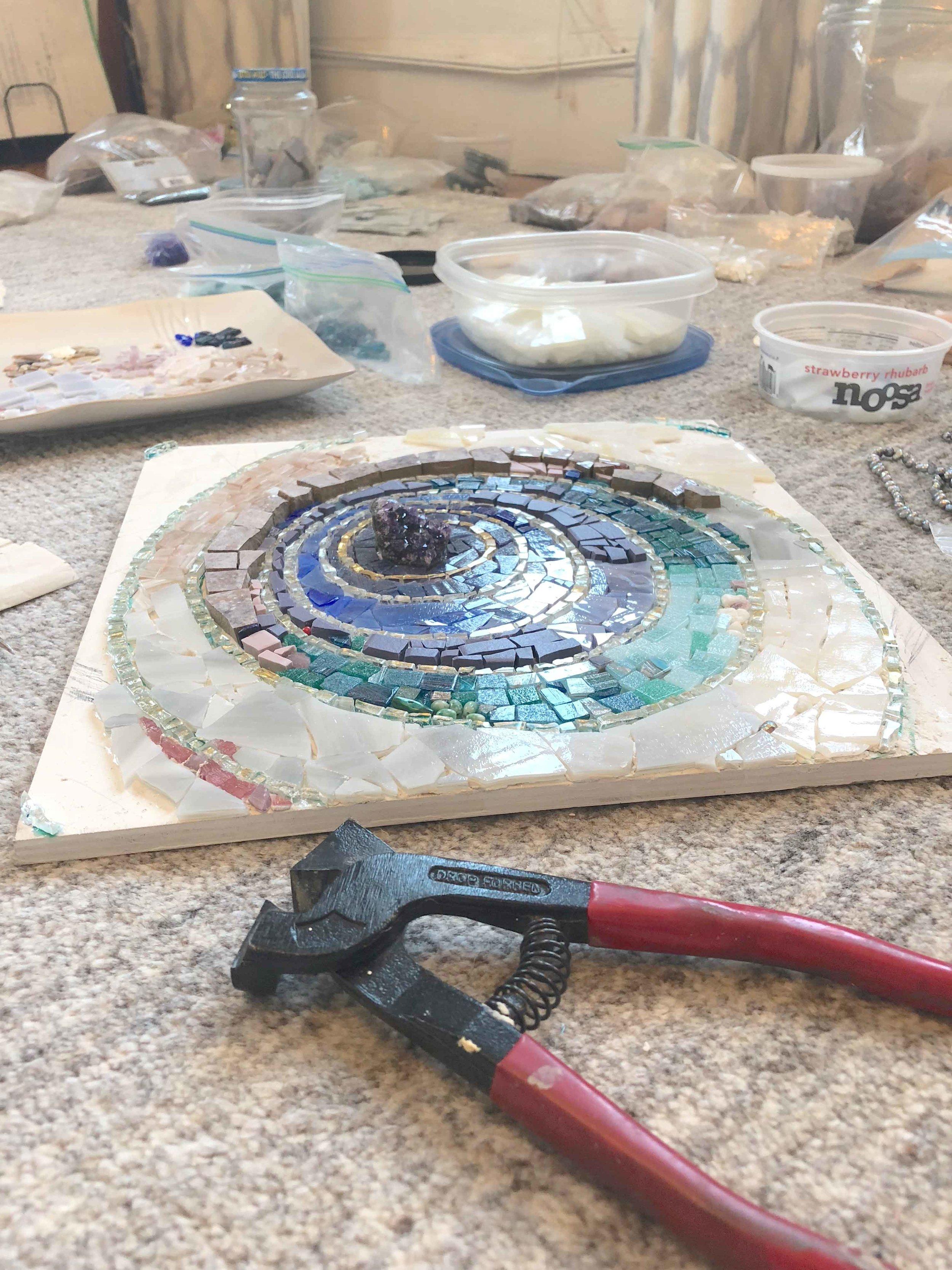 Calee Lucht mosaic Eighth Blessing_Progress.jpg