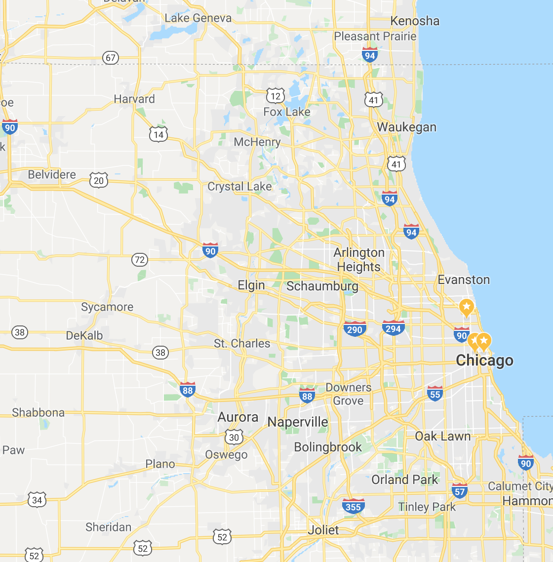 Serving Chicagoland - And beyond