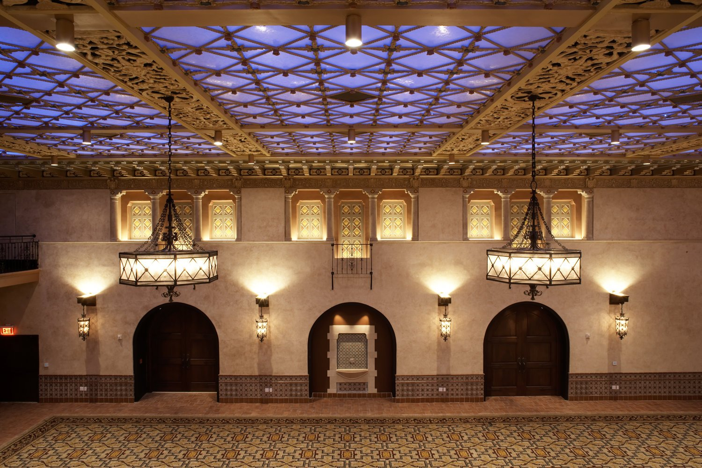 ROCKEFELLER KEMPEL ARCHITECTS — ProjectPage: Hollywood Roosevelt Hotel