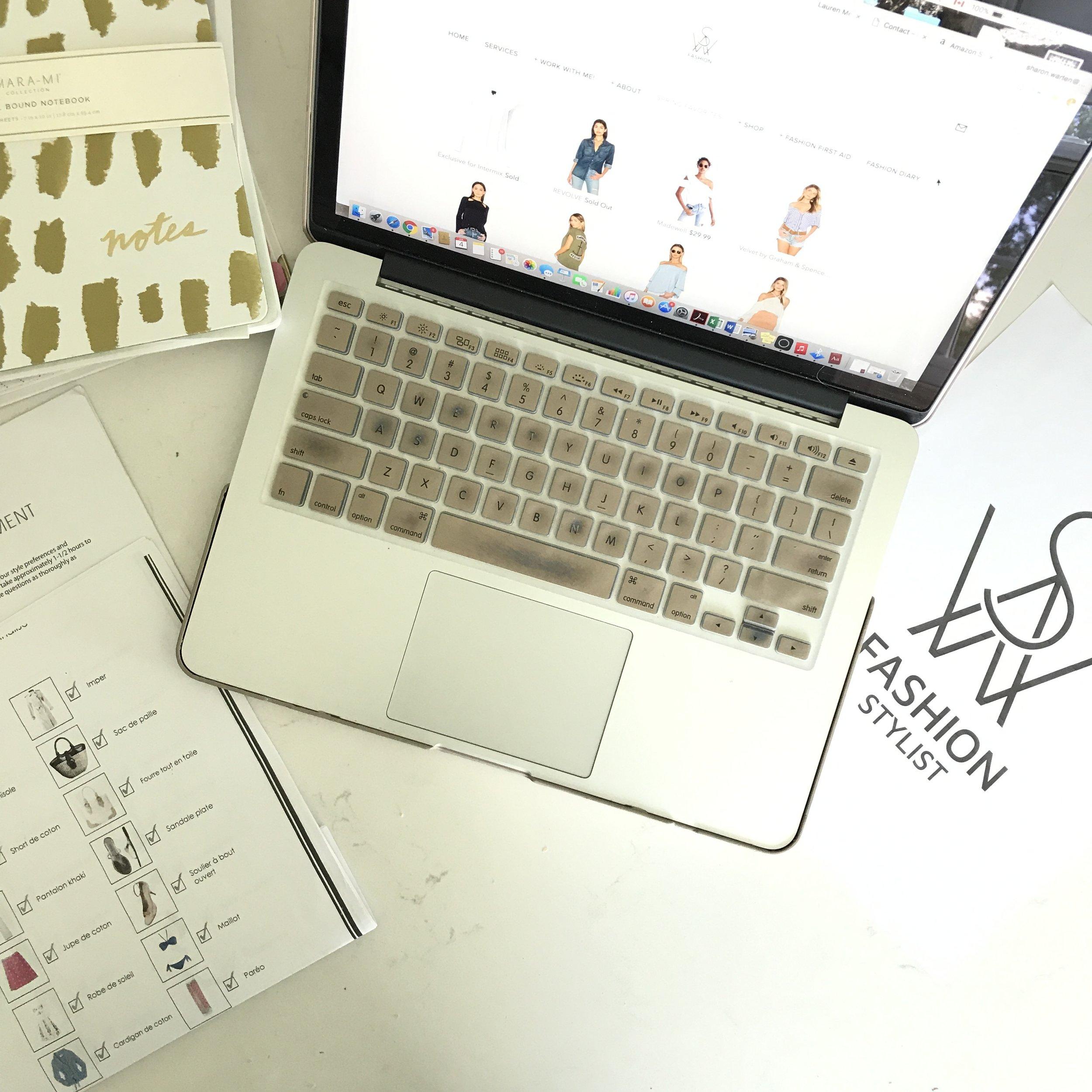 virtual stylist
