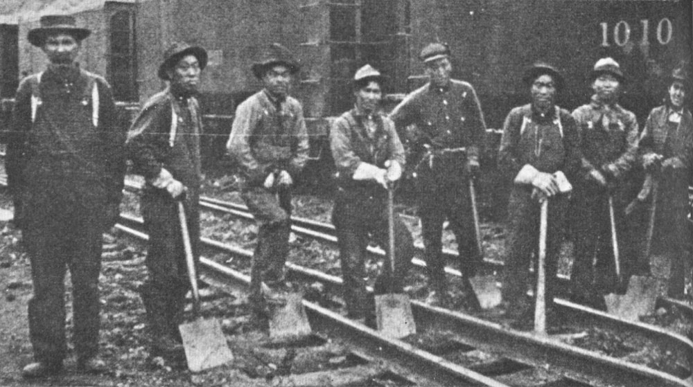 Early Japanese immigrants worked incredibly hard doing manual labor in an effort to better the lives of their children.