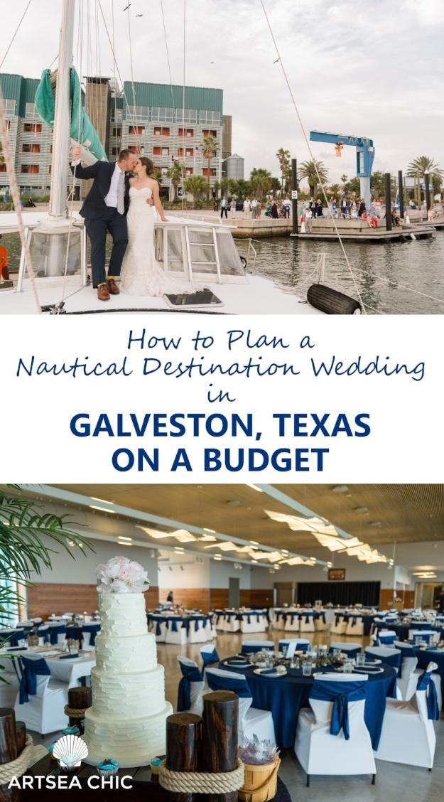 How to plan a nautical destintation wedding