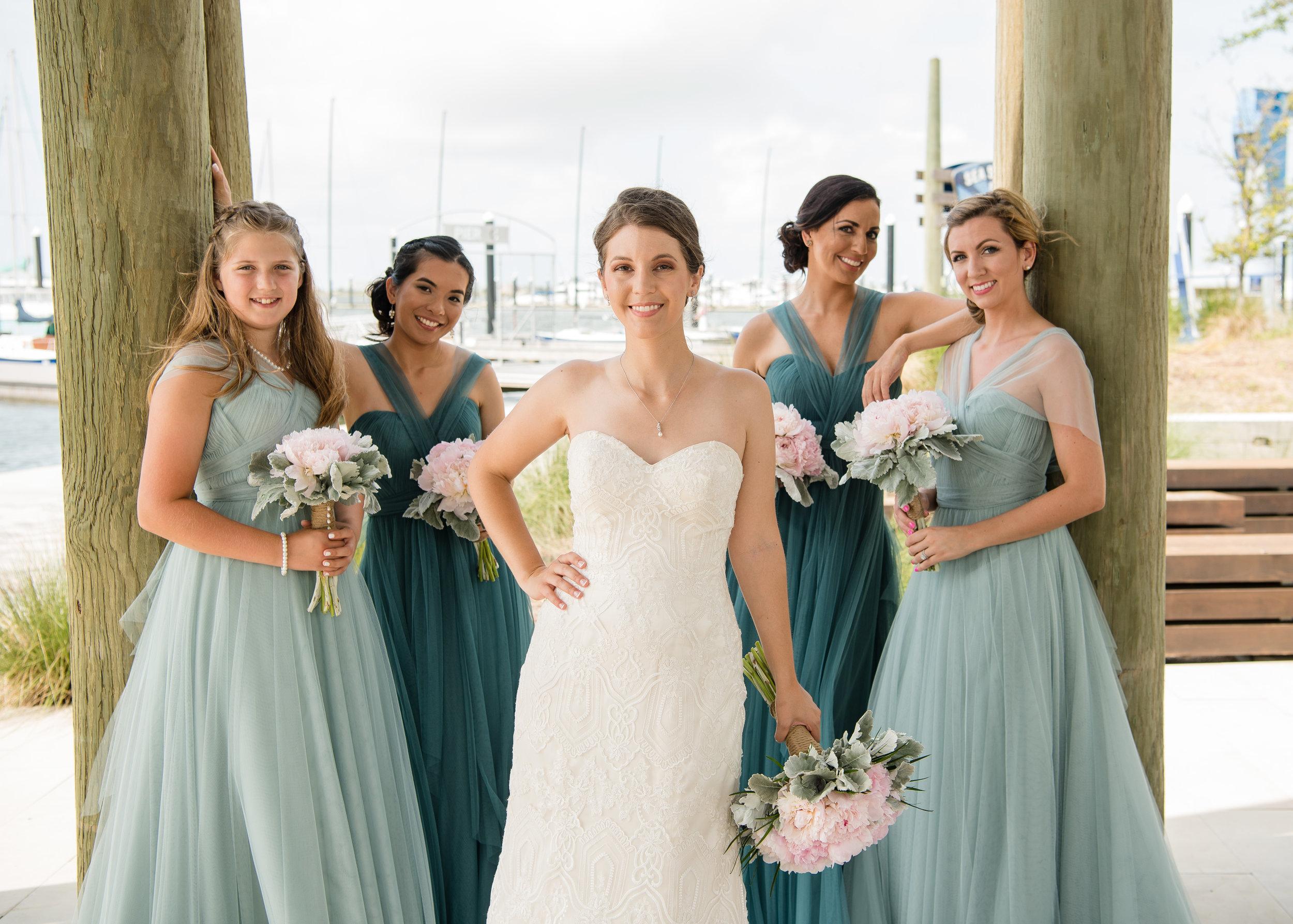 Bridal Wedding Party