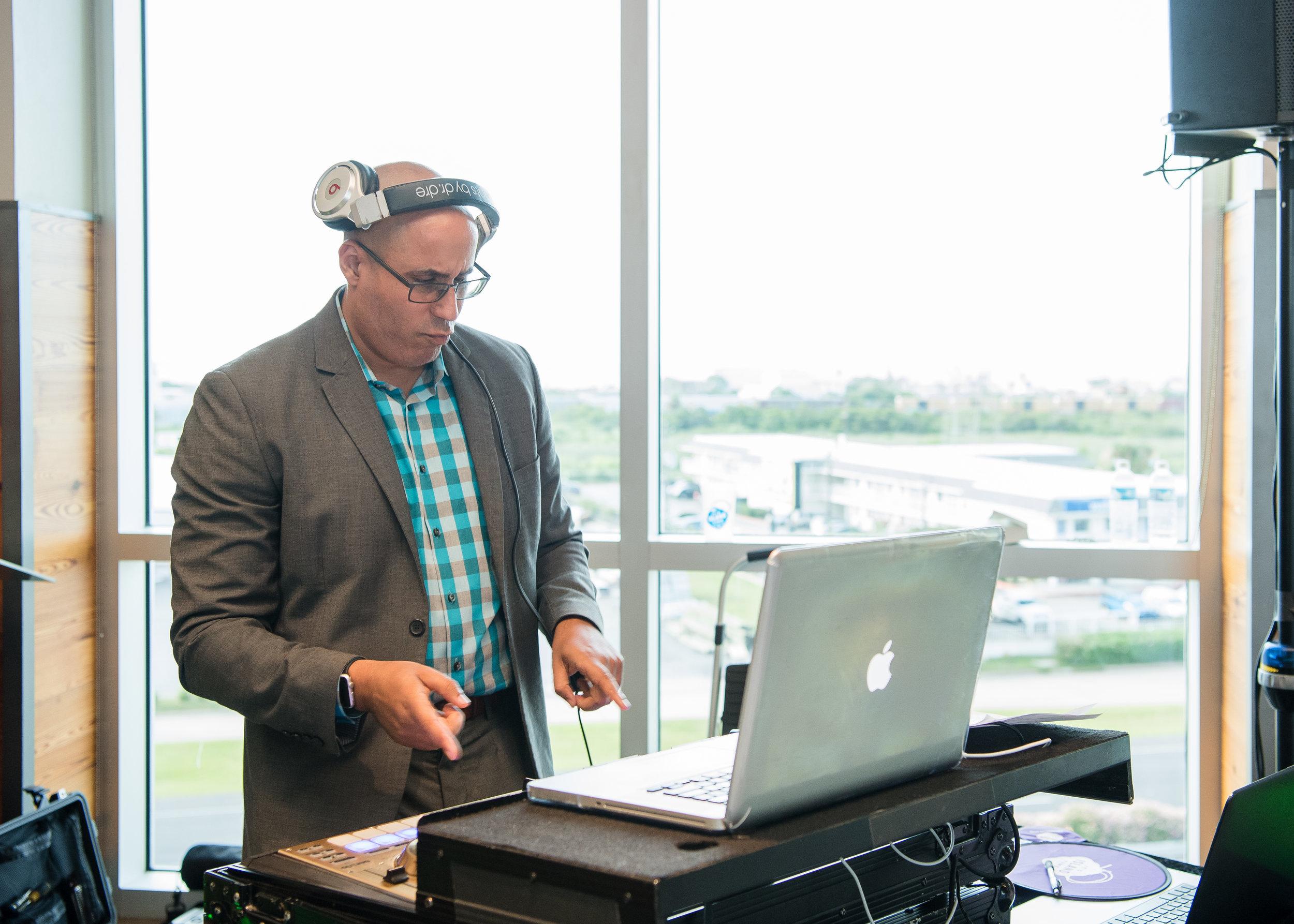 J&A Entertainment's DJ Alex