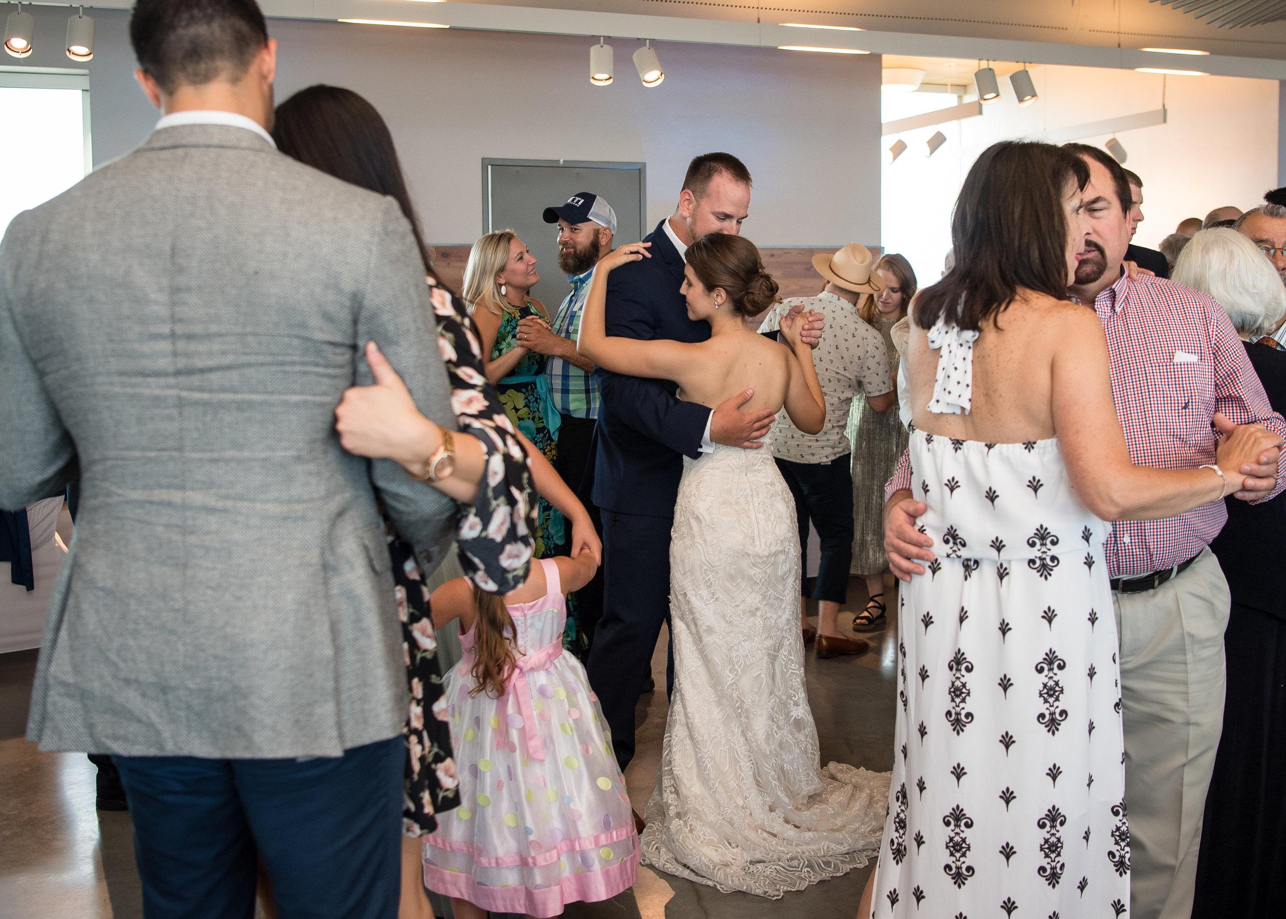 More Wedding Reception Dancing