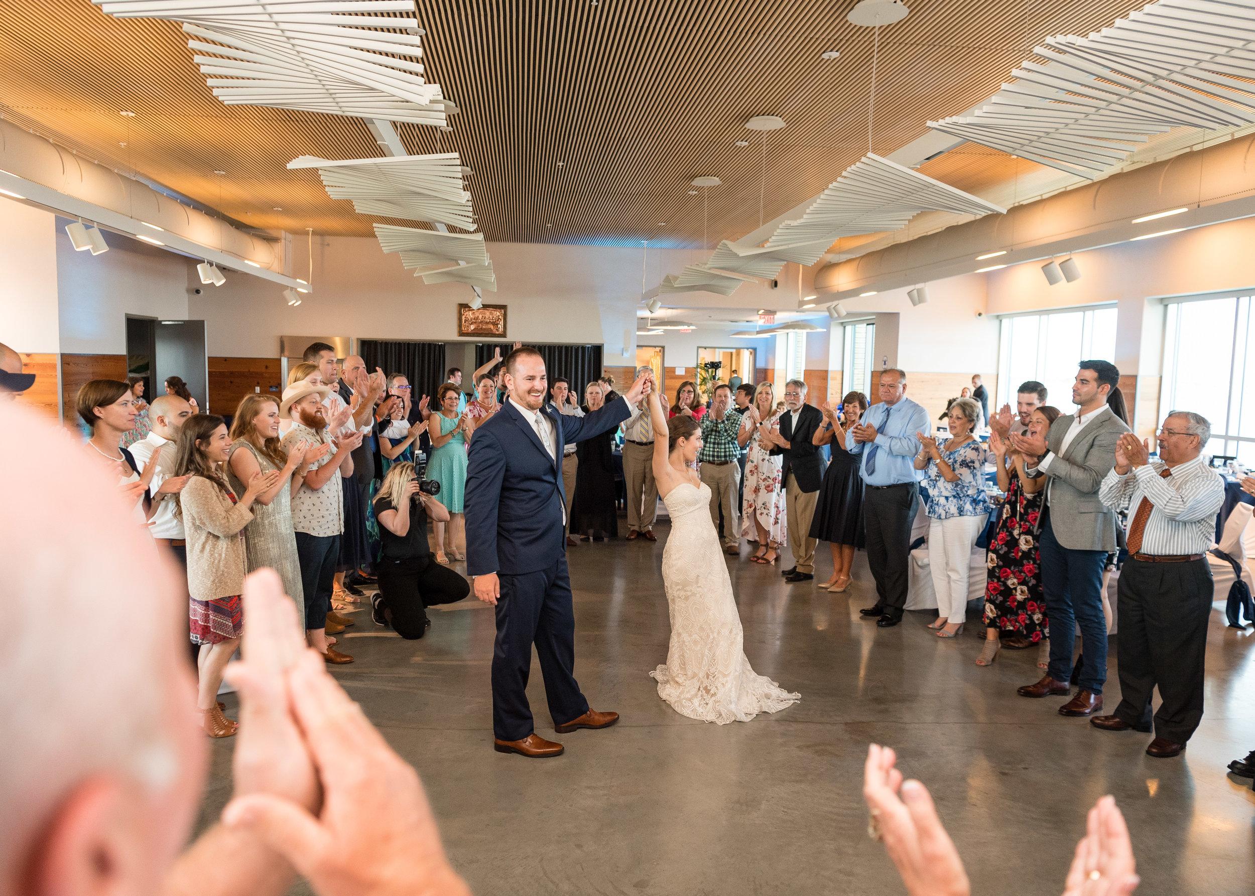 Last Wedding Reception Dance