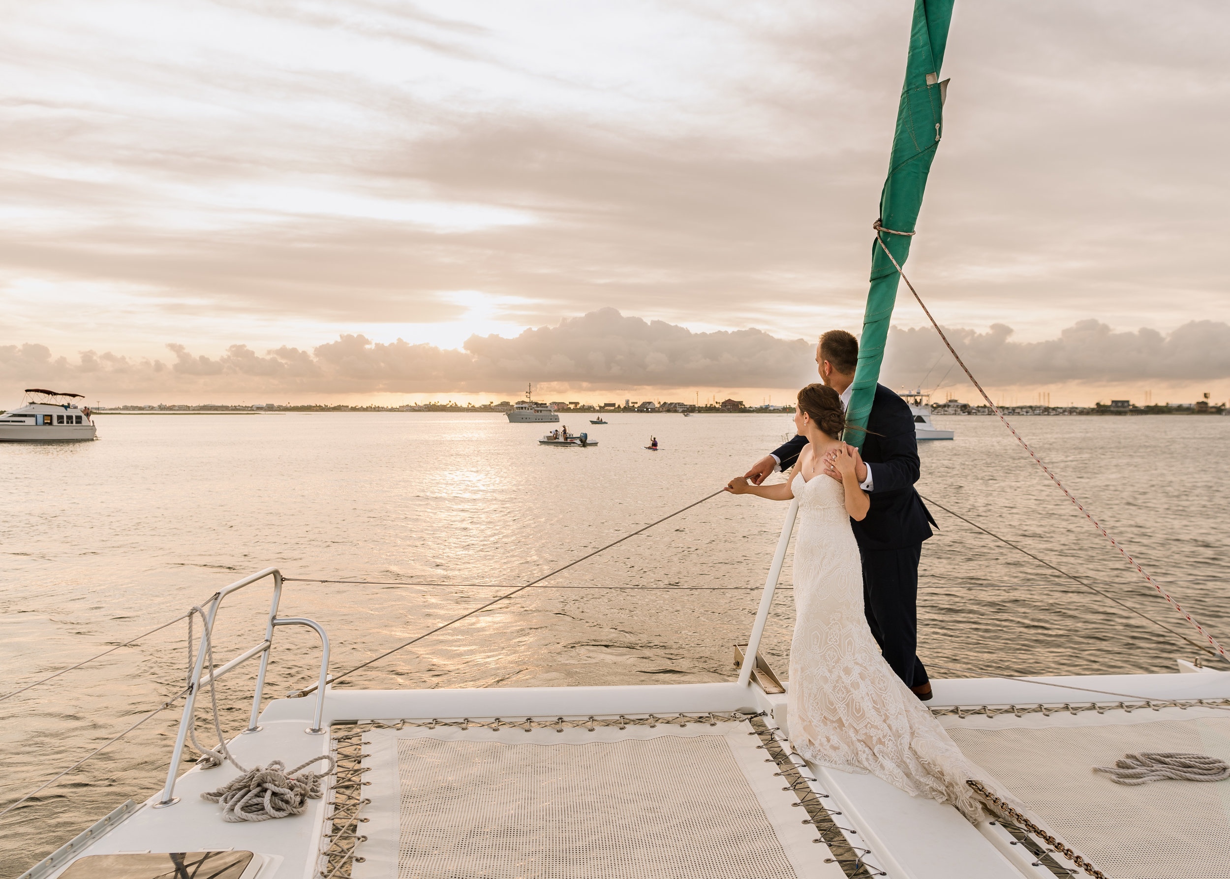 Sail-away Sunset Cruise