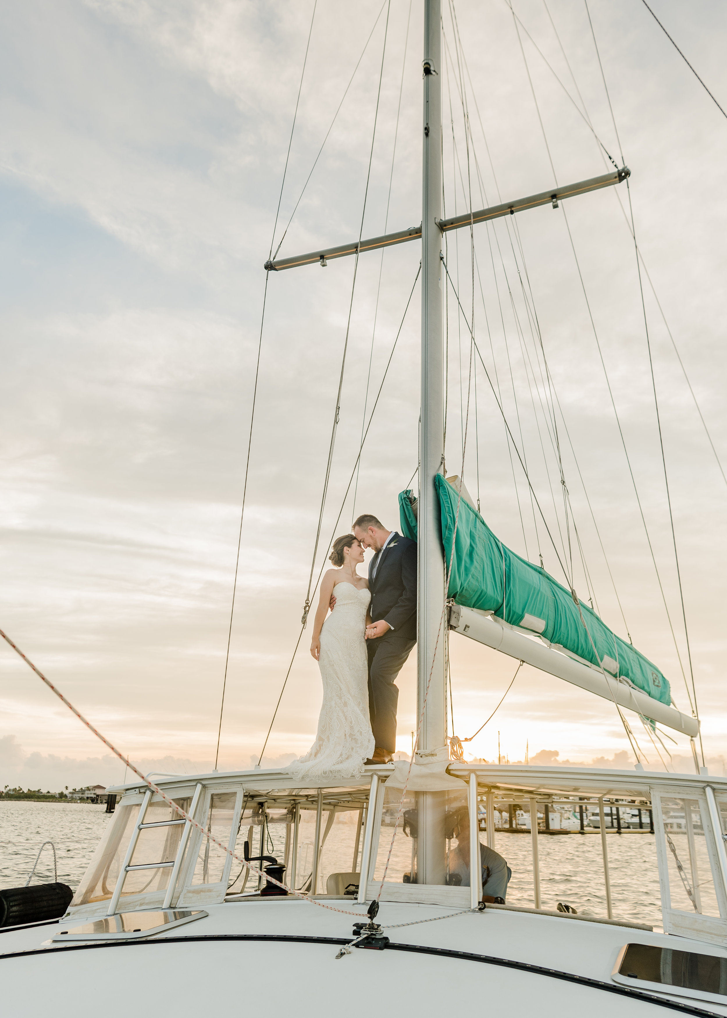 Sail-away Reception Exit Formal Photo