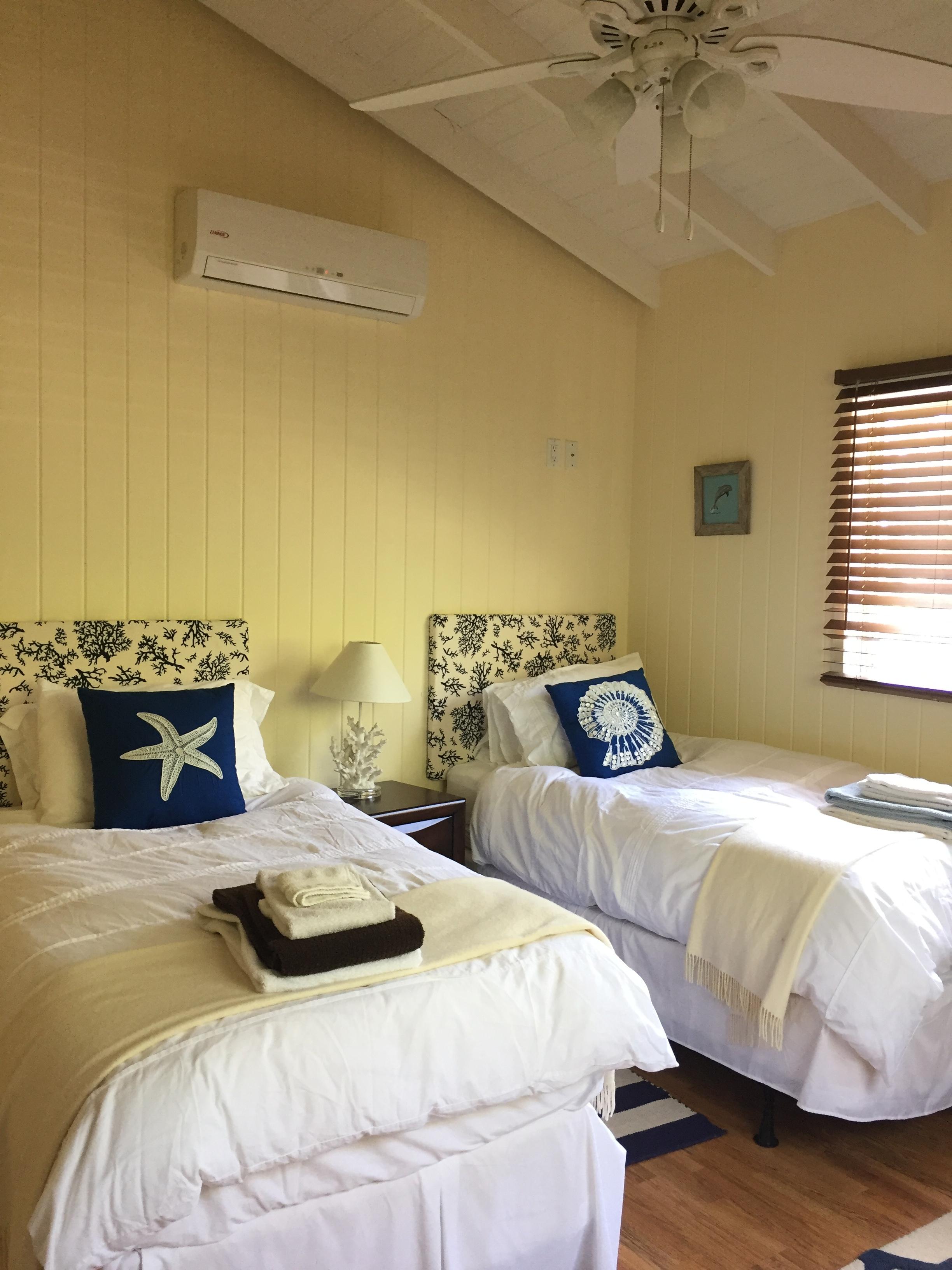 Serenity Cottage Guest Bedroom