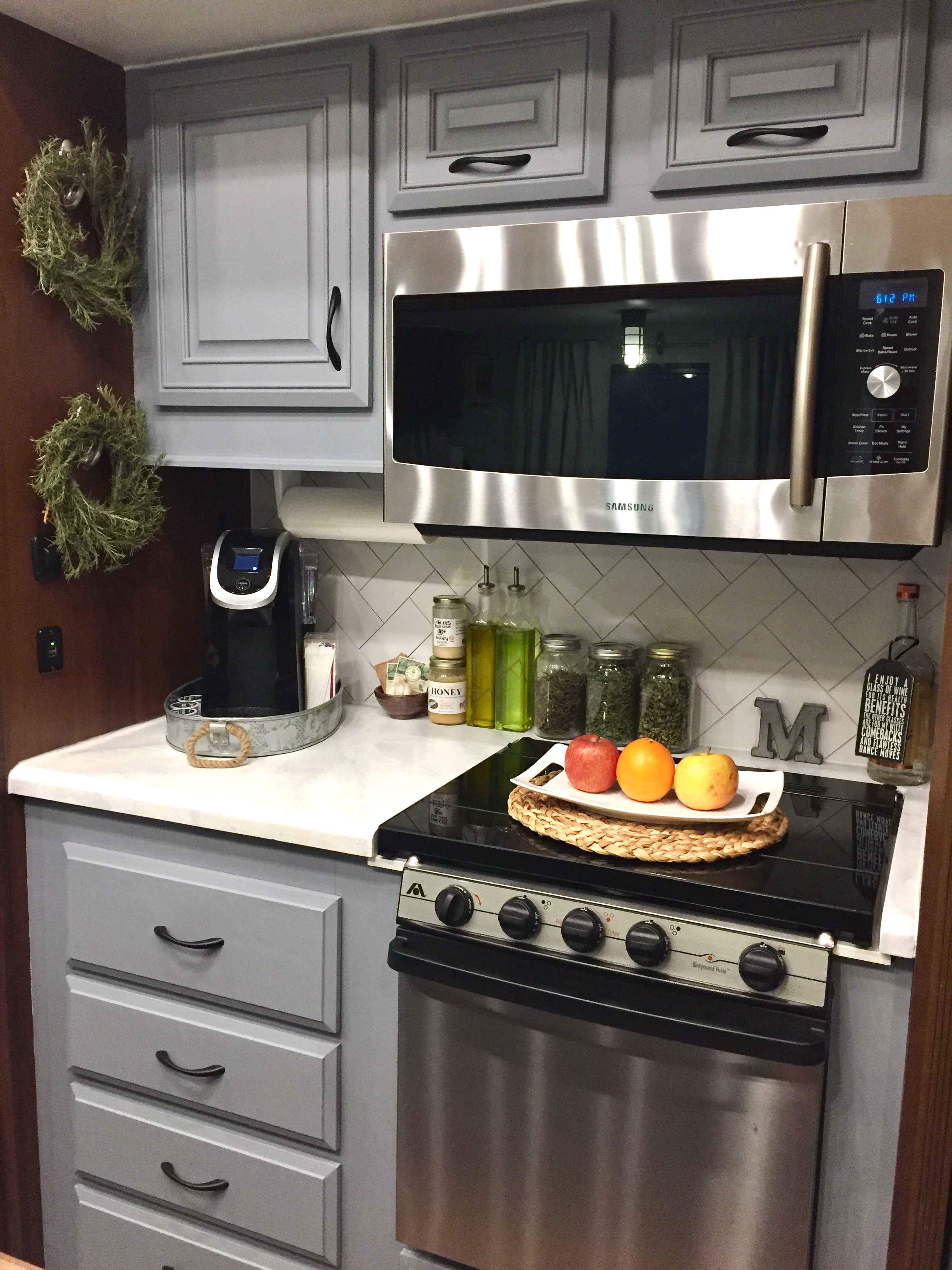Jayo Renovated Kitchen