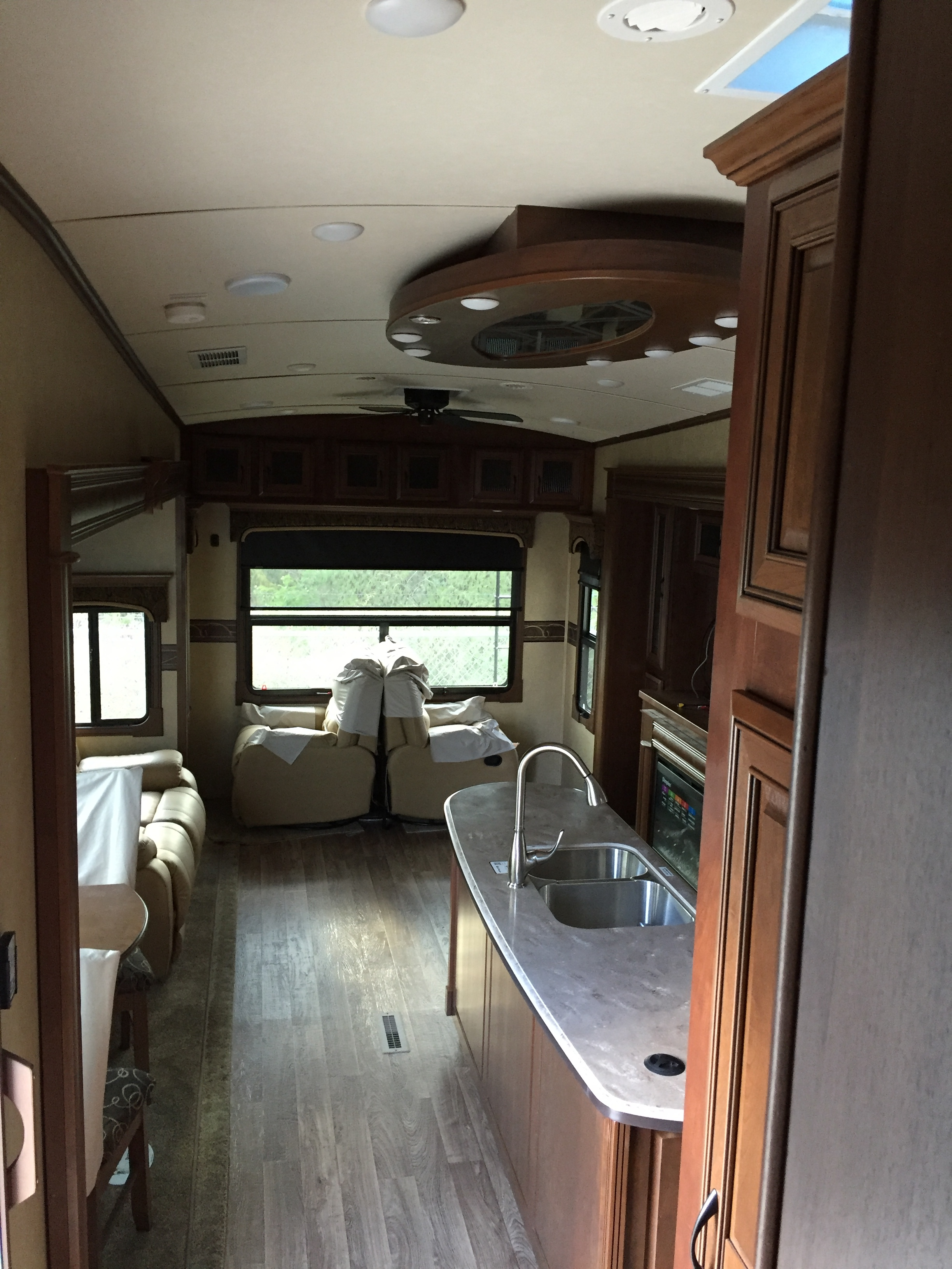 RV Living Space_Before