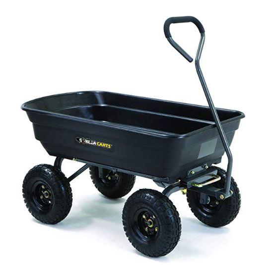 Gorilla Cart 600 pound capasity.JPG