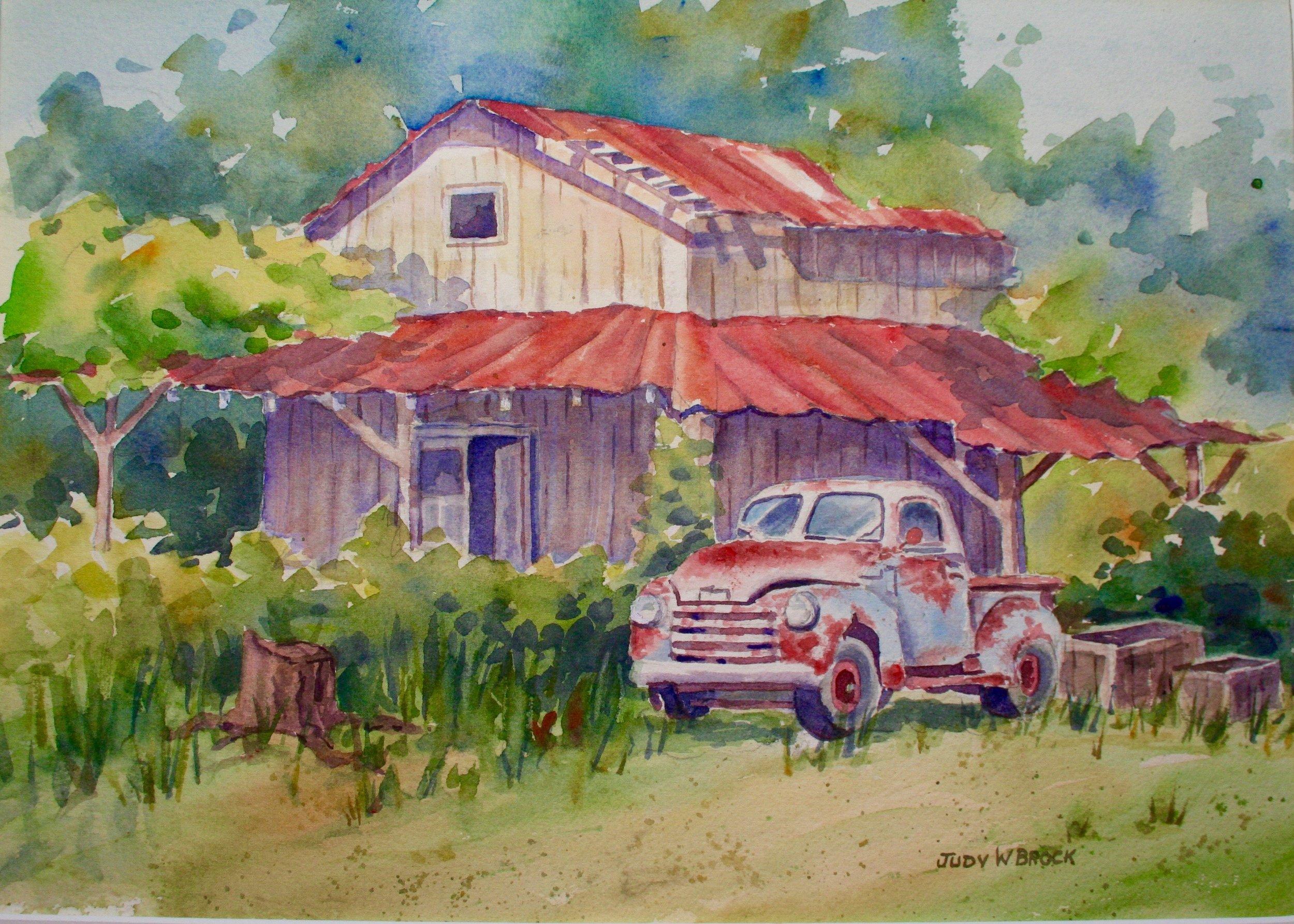 Clyde's Barn