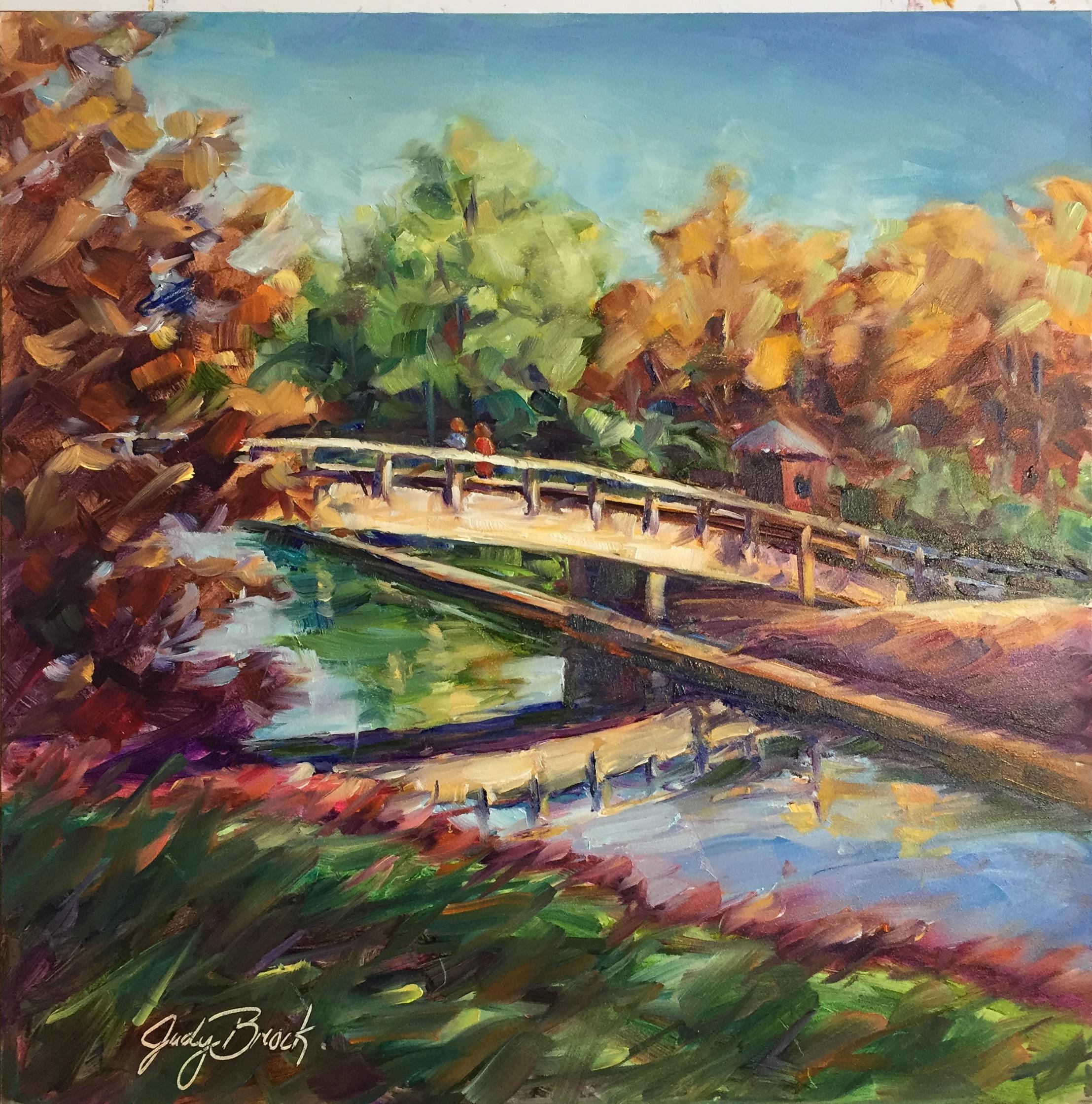 Pullen Park Bridge