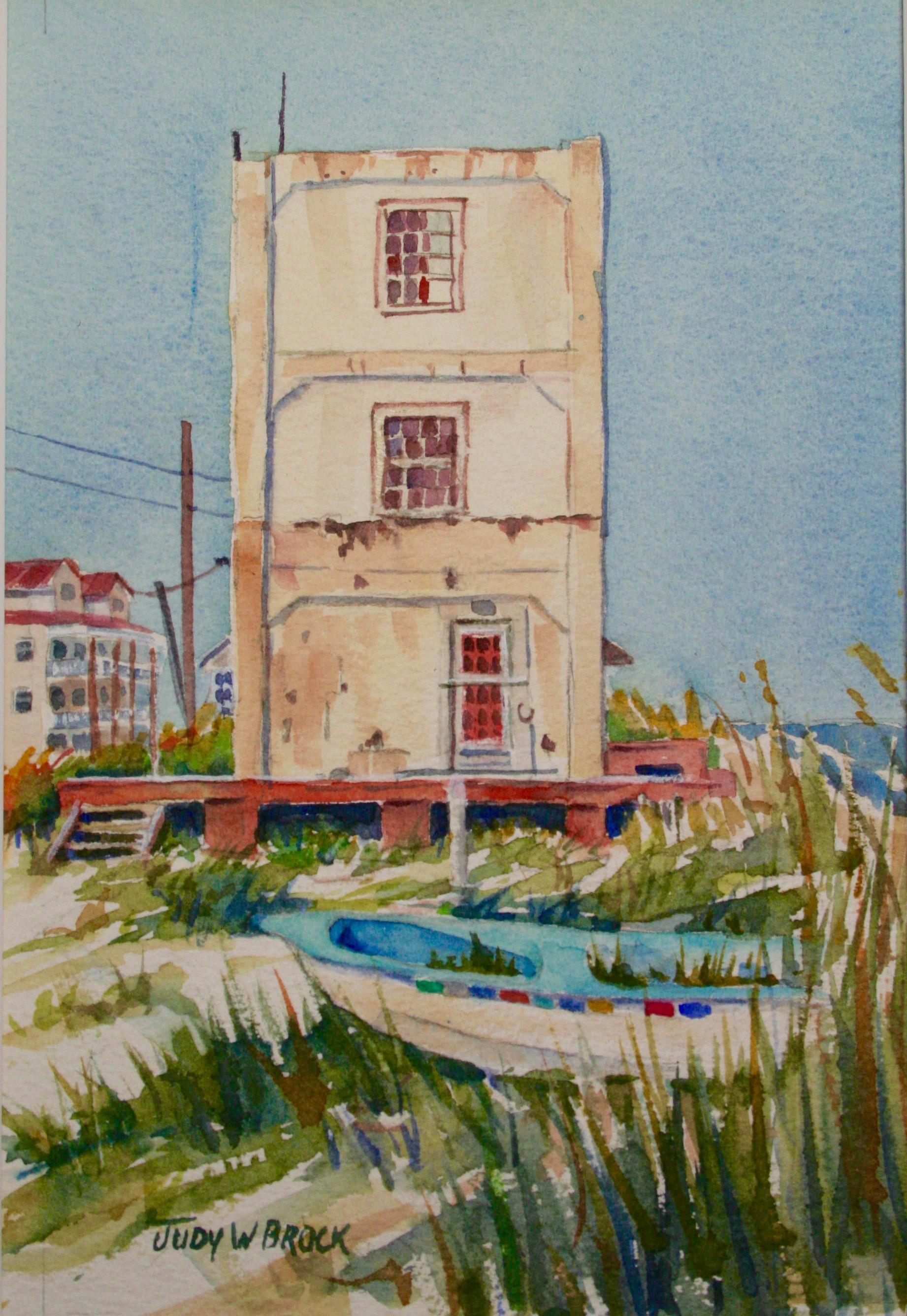 Town Line Tower- Topsail Beach