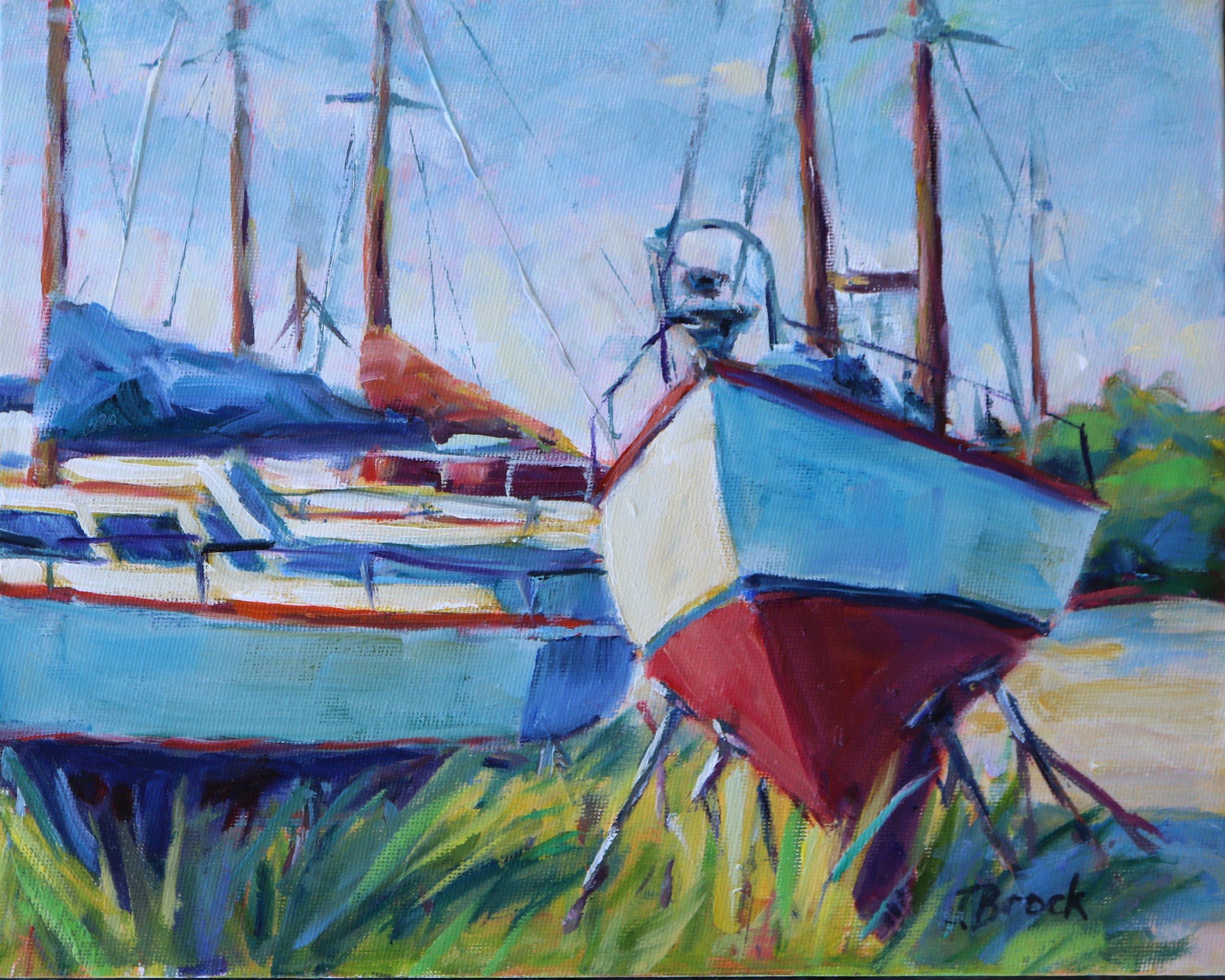 Boat Yard Sneads Ferry
