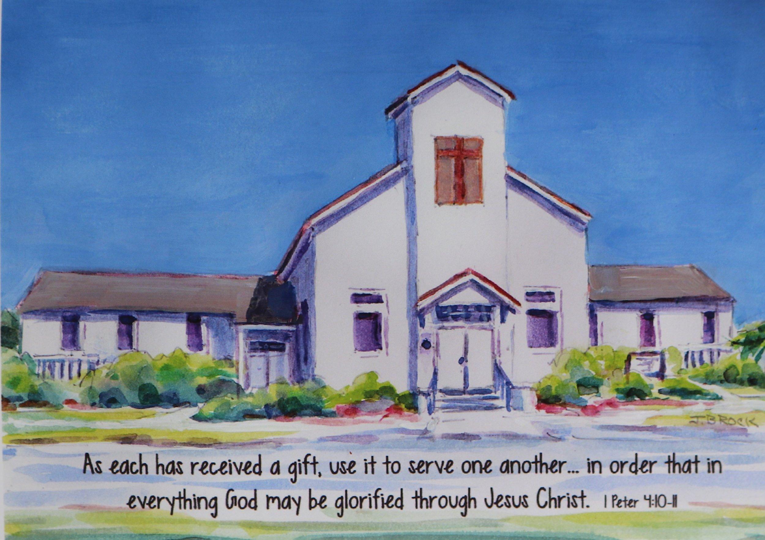Emma Anderson Chapel