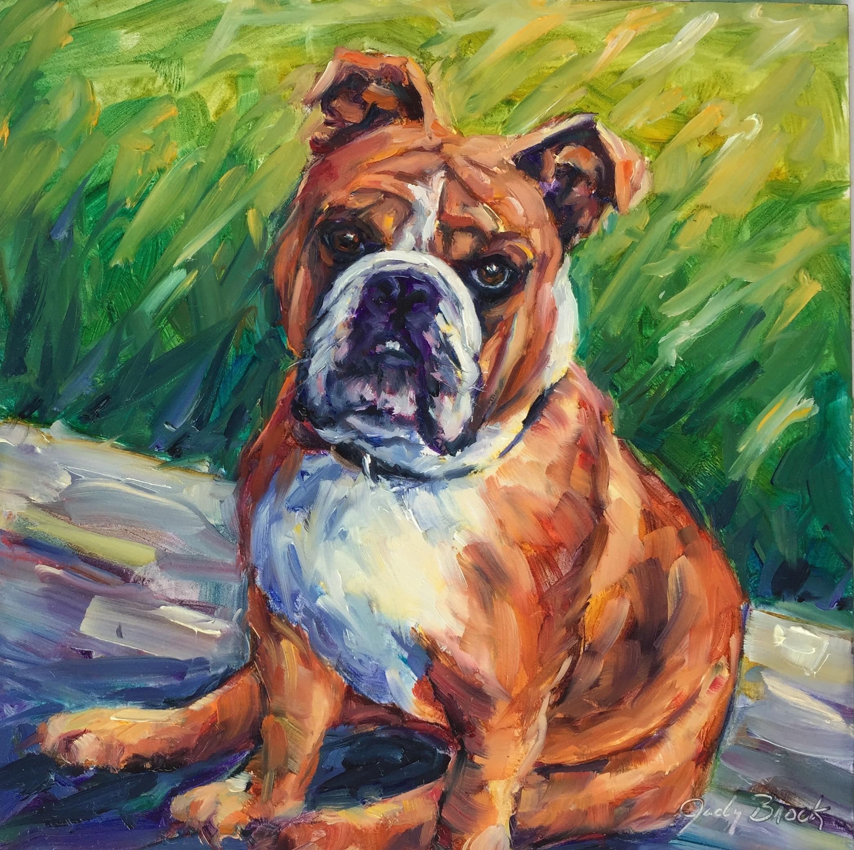 Dog - Commission