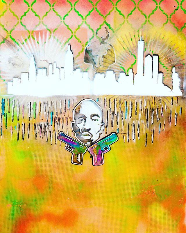 Anyone recordnizes the talent😊I made it rain bullets... do you like? #artforever #abstractart #instantartist #instaabstracto #artsy #beautifulart #photoofthedays #abstracto #stayabstract #sprayart  #urbanart #urbanwalls #wallarts #stencilart #graffitiporns #artworks #art #photoofthedays #streetartistry #justinbieber #pasteup #instagraff #instagrafite  #artstudios #artbasel #artmagazine #artmagazines #artnewspaper #artnewsmag