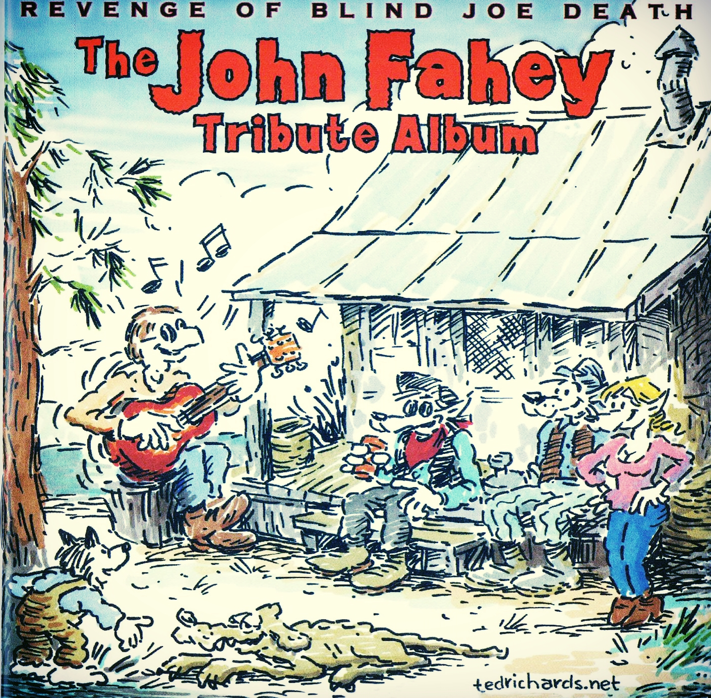 Various Artists, Revenge of Blind Joe Death: The John Fahey Tribute Album
