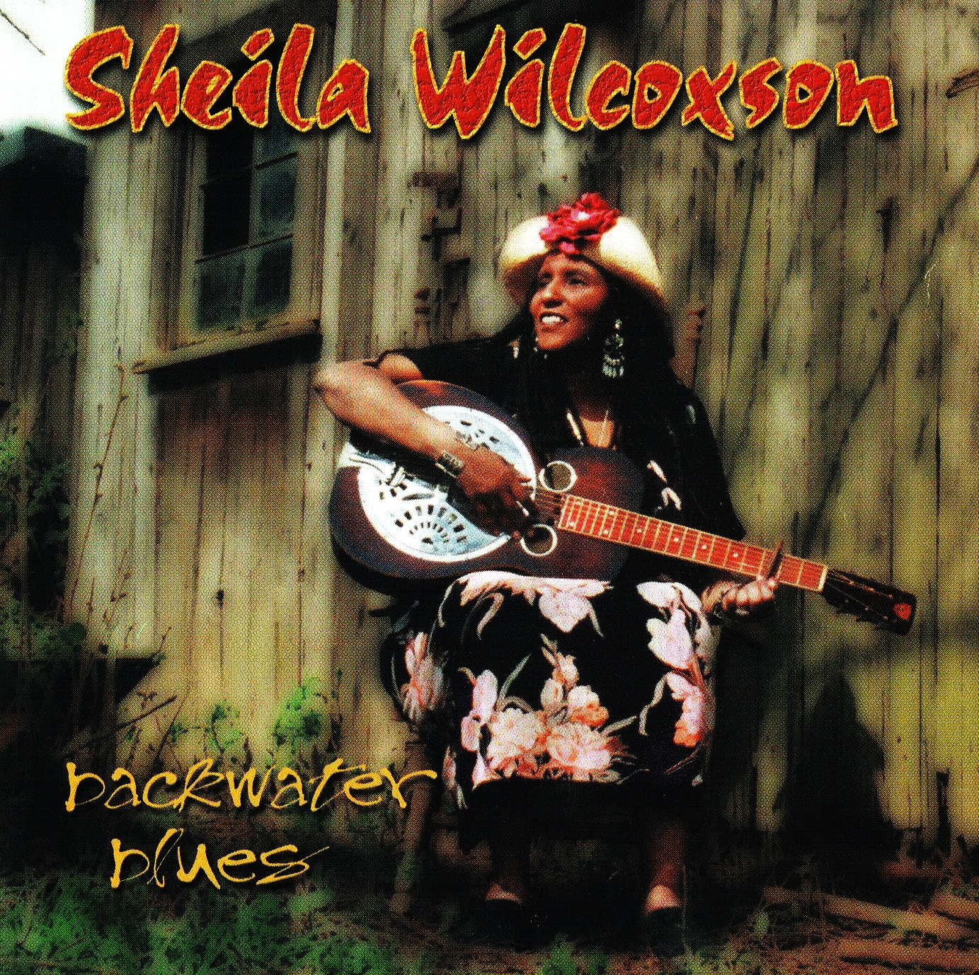 Sheila Wilcoxson, Backwater Blues