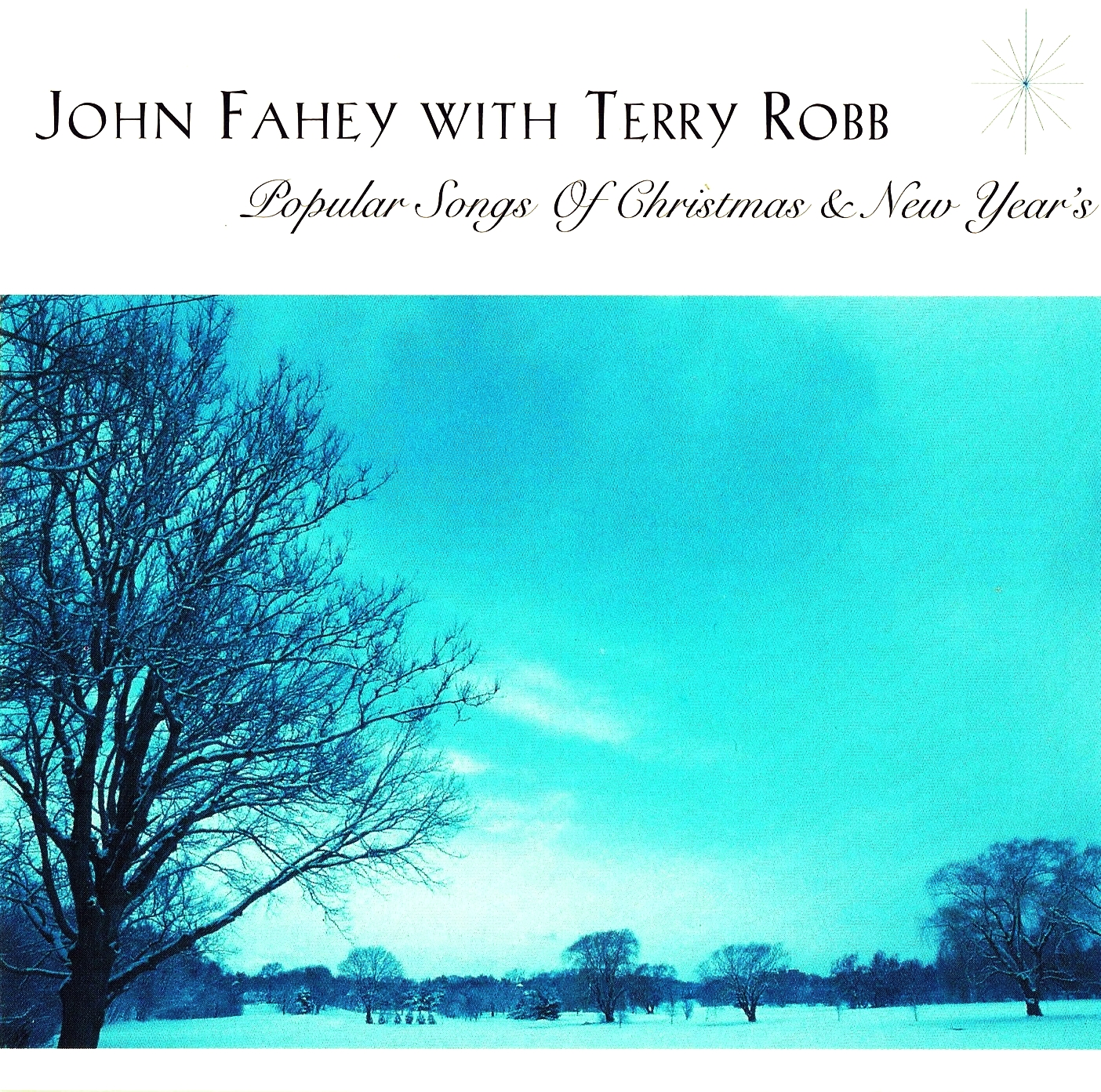 John Fahey, Popular Songs of Christmas & New Year's