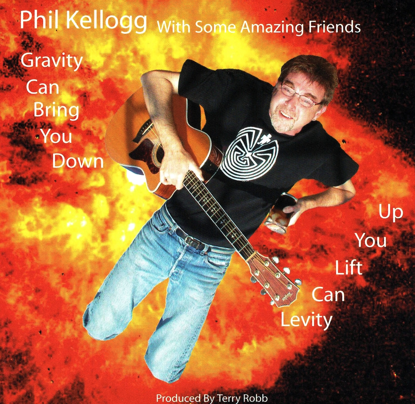 Phil Kellog, Gravity Can Bring You Down